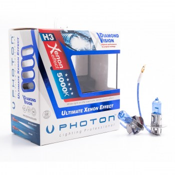 Bec PHOTON H3 12V 55W XEN VISION - PH5503 DV