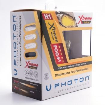 Set becuri PHOTON H1 12V 55W XTREME GALBEN - PH5501 XY