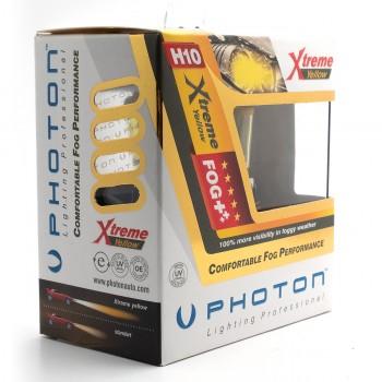 Set becuri PHOTON H10 12V 42W XTREME GALBEN                 - PH5510 XY