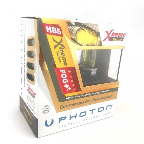 Set becuri PHOTON HB5 12V 65/55W 9007 XTREME GALBEN          - PH5597 XY