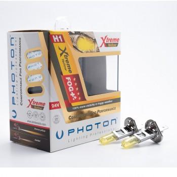 SET becuri PHOTON H1 24V 70W XTREME GALBEN - PH6601 XY