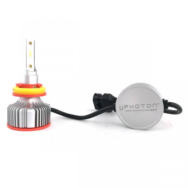Bec SUPREME H8/H11/H16 3+ Plus cu VENTILATIE Bec FAR LED -  SP2849