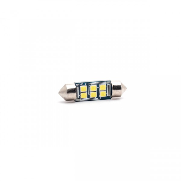 Bec PHOTON C5W 12V CANBUS 6 SMD 36mm FESTOON LED - PH7012