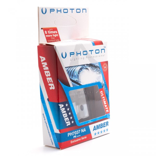 SET becuri PHOTON PW24W mai multa LUMINA GALBENA DAYLIGHT LED - PH7037 NA